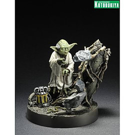 Star Wars Yoda Empire Strikes Back Version Artfx Statue Figurines and Sets