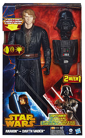 Star Wars Anakin to Darth Vader Figure Figurines and Sets