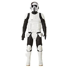 Star Wars Scout Trooper 18 inch Figure Figurines and Sets