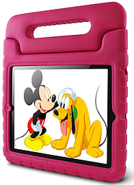Kidprotek 2-In-1 Chunky Case and Stand for iPad Mini - Pink Tablet