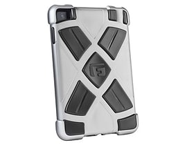 G-form Exterme Ipad Mini Clip On Case, Silver Case/black Rpt Tablet