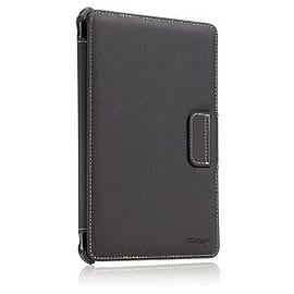 Black Twill Vuscape Protective Cover and Stand For iPad Mini Tablet