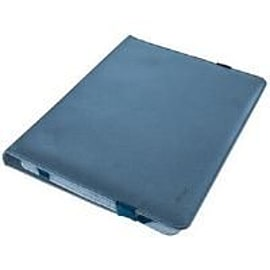 Trust Verso Universal Folio Stand (Blue) for 10 inch Tablets Tablet
