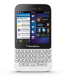 Blackberry Q5 Sim Free Smartphone - White Phones