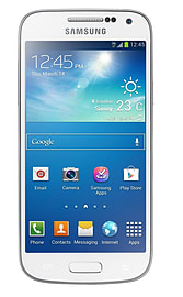 Samsung Galaxy S4 Mini Unlocked Smartphone - White Phones