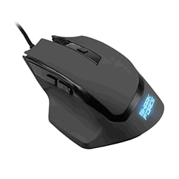 Shark Force Gaming Mouse - White Accessories