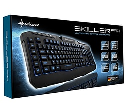 Skiller Pro Keyboard Accessories