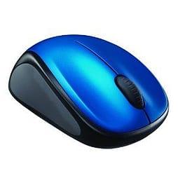 Wireless Mouse M235/steel Blue PC