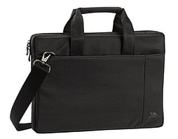 Rivacase 8221 13.3 Inch Laptop Bag, Black PC