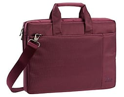 Rivacase 8221 13.3 Inch Laptop Bag, Purple PC