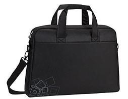 Rivacase 8420 13.3 Inch Laptop Bag, Black PC