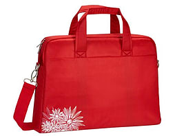 Rivacase 8420 13.3 Inch Laptop Bag, Red PC