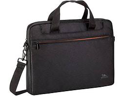 Rivacase Rivacase 8023 13.3 Inch Laptop Bag, Black PC