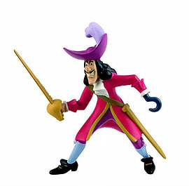 Captain Hook Figurines and Sets