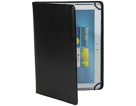 Rivacase 3009 Pu Leather Hard Cover Case For 11.6 Inch Tablets, Black Tablet
