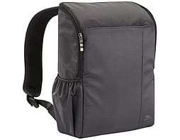Rivacase 8261 Backpack With Adjustable Shoulder Strap For 15.6 Inch Laptops, Black PC