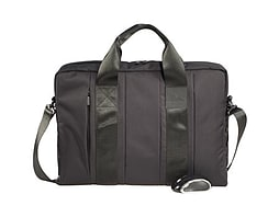 Rivacase 8830 Nylon Bag With Adjustable Strap For 15.6 Inch Laptops, Black PC