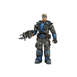 Neca Gears Of War - Judgment Damon Baird Action Figure (18cm) Figurines and Sets