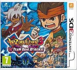 Inazuma Eleven 3 - Team Ogre Attacks 3DS