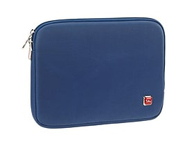 Rivacase 5210 Polyester Bag For 10.1 Inch Tablet, Blue Tablet