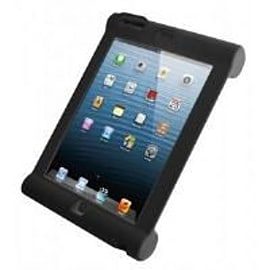Vibe Slick-Grip Passive Amplifier Protective Case for iPad Mini (Black) Tablet
