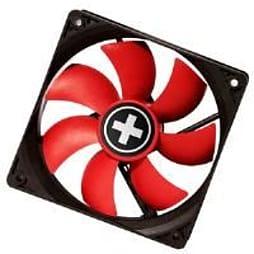 Xilence Red Wing (80mm) PWM Case Fan (Black/Red) PC