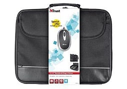 Trust 18902 Bag with Mouse for 15-16 inch Notebook PC