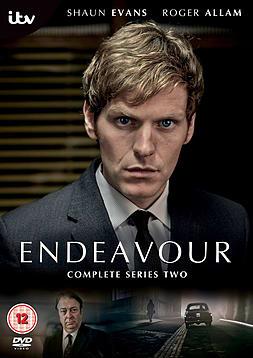 Endeavour - Series 2 DVD