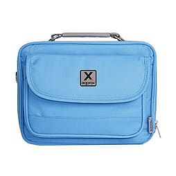 11 Inch Nylon Bag For Netbooks, Light Blue PC