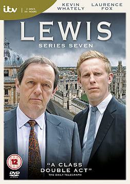 Lewis - Series Seven DVD