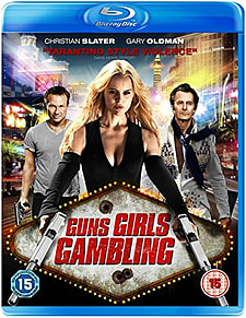 Guns Girls Gambling [Blu-ray] Blu-ray