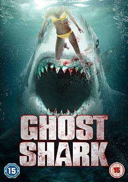 Ghost Shark [DVD] DVD