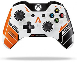 Xbox One Limited Edition Titanfall Controller XBOX360