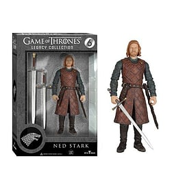 Game Of Thrones - Legacy Ned Stark Action Figures Series 1 (15cm) Figurines and Sets