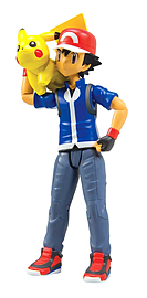 Pokemon Trainer Figure Pack Figurines and Sets