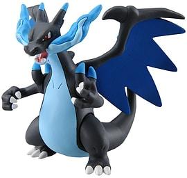 Pokemon 1-Pack Mega Figure - Mega Charizard X Figurines and Sets