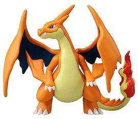 Pokemon 1-Pack Mega Figure - Mega Charizard Y Figurines and Sets