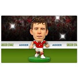 Soccerstarz - Denmark Daniel Agger Figurines and Sets