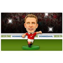 Soccerstarz - Denmark Dennis Rommedal Figurines and Sets
