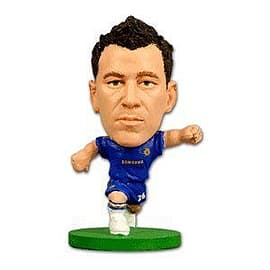 Soccerstarz - Chelsea John Terry - Home Kit Figurines and Sets