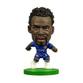 Soccerstarz - Chelsea Michael Essien - Home Kit Figurines and Sets