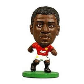 Soccerstarz - Man Utd Patrice Evra - Home Kit Figurines and Sets