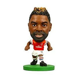 Soccerstarz - Arsenal Alex Song - Home Kit Figurines and Sets
