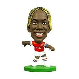 Soccerstarz - Arsenal Bacary Sagna - Home Kit Figurines and Sets