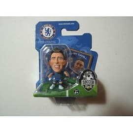 Soccerstarz - Chelsea Gary Cahill - Home Kit Figurines and Sets