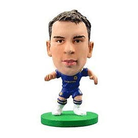 Soccerstarz - Chelsea Branislav Ivanovic - Home Kit Figurines and Sets