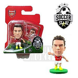 Soccerstarz - Arsenal Aaron Ramsey - Home Kit Figurines and Sets