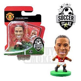 Soccerstarz - Man Utd Antonio Valencia - Home Kit Figurines and Sets