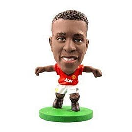 Soccerstarz - Man Utd Danny Welbeck - Home Kit Figurines and Sets