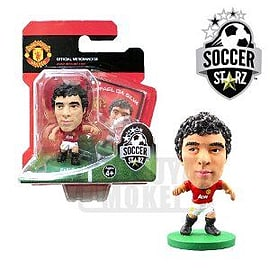 Soccerstarz - Man Utd Rafael Da Silva - Home Kit Figurines and Sets